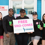 Sno-Shack Takeover in Alexandria, Louisiana