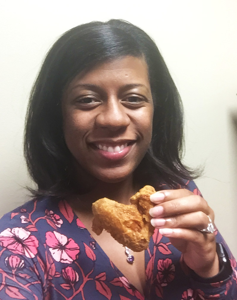 Brittany Evans Blue Store Fried Chicken