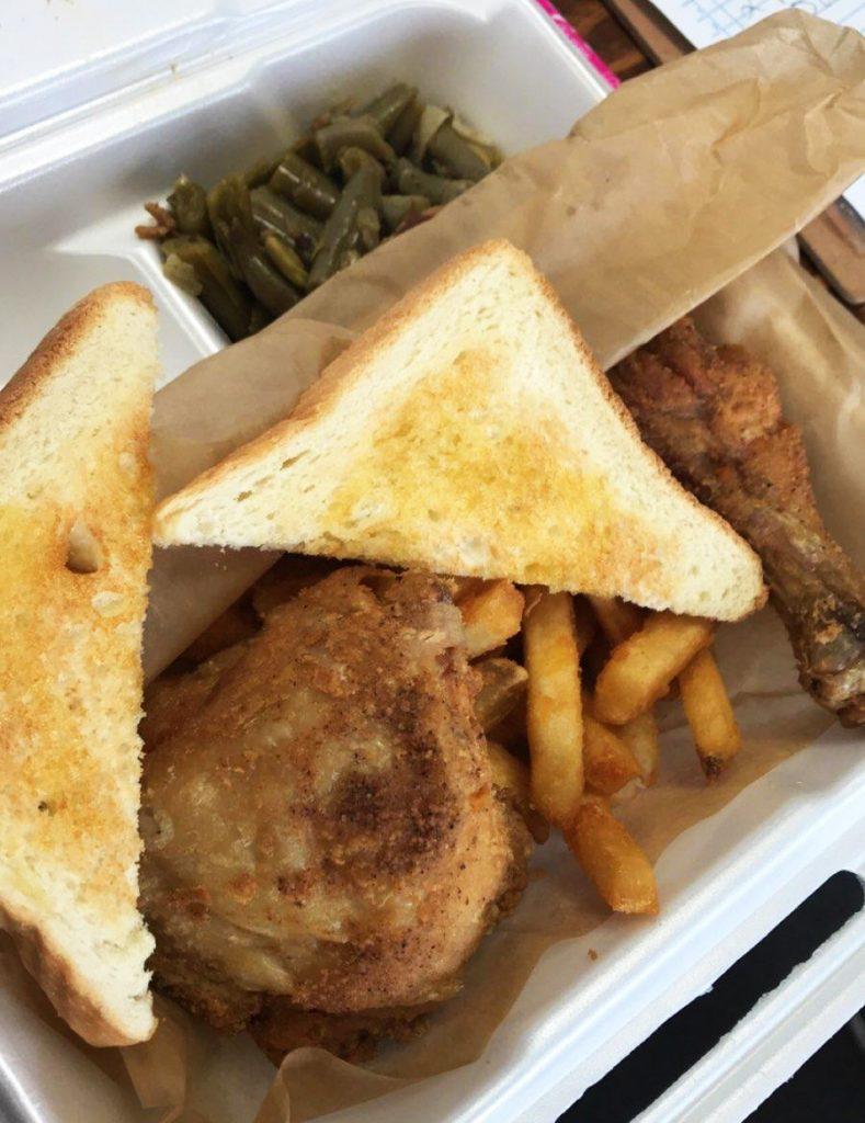 Jeanies Its All Good Fried Chicken in Hammond Louisiana
