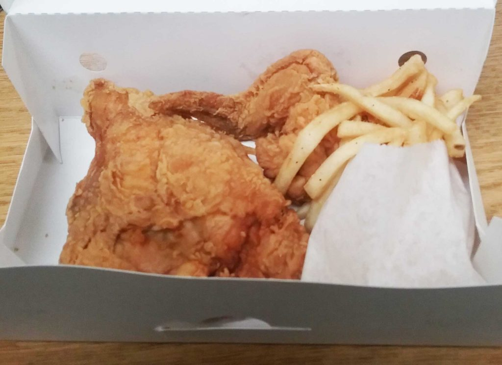 Where To Get The Best Fried Chicken In Louisiana