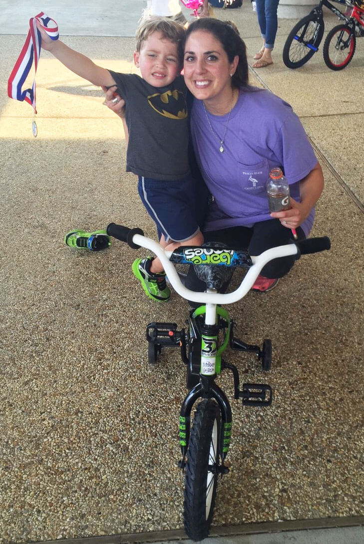 Denham Springs Free Kids Bike Race