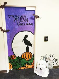 Door Decorating Contest for Charity