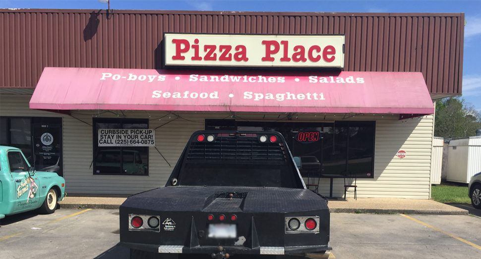 Spotlight On Pizza Place in Watson Louisiana