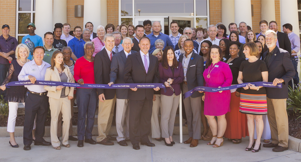 Prairieville Pelican State Credit Union Grand Opening