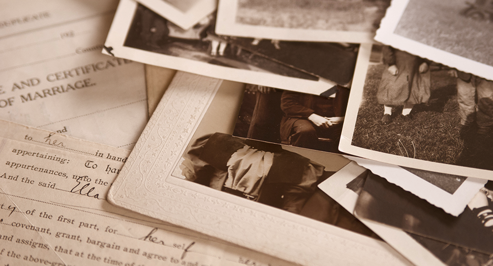 How I Learned My Family History for Free