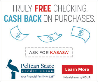 Kasasa Cash Back at Pelican