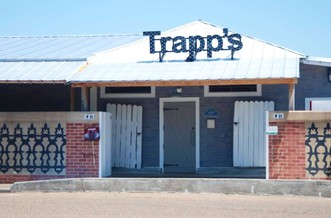 Trapp's on the River in Monroe, Louisiana