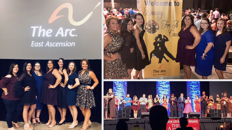 Dancing for a Cause 2018 Arc of East Ascension