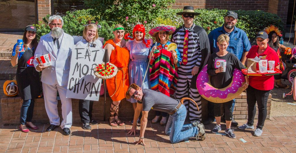 Fast-Food-Restaurants DIY Group Costume
