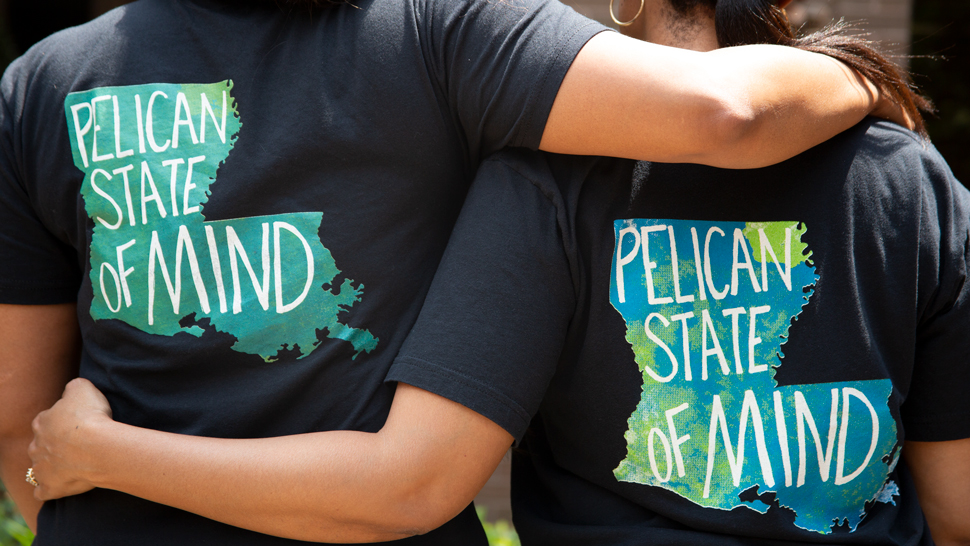Pelican State of Mind Shirt