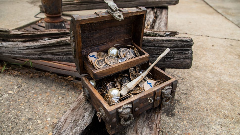 Jean Lafitte Treasure Mystery