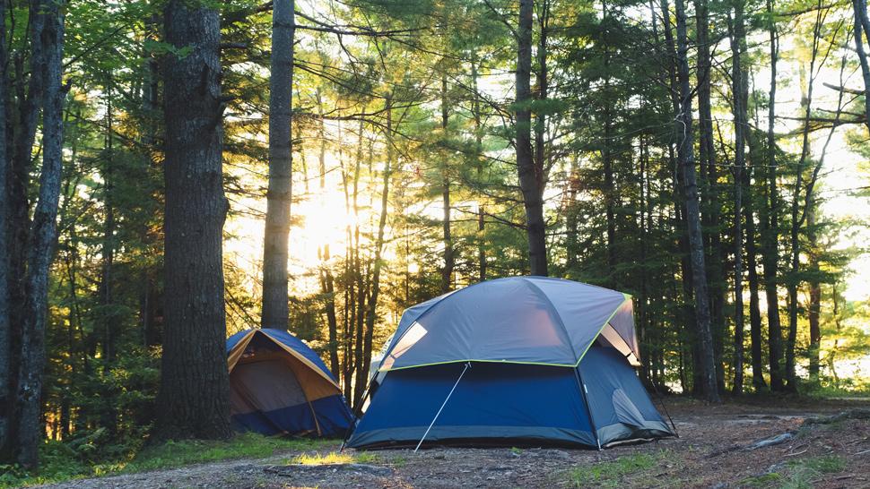 Budget Camping